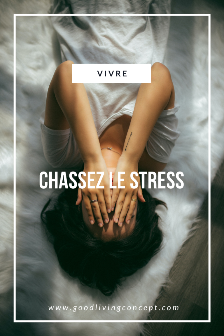 Chassez le stress !